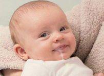 Refluxo no Bebê - Saúde do Bebê