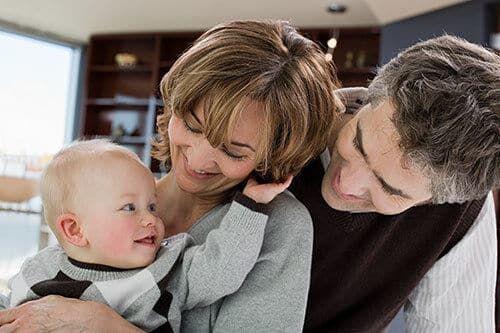 Soluço no Bebê - Família